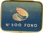No 200 Fono Needle Tin
